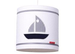 Hanglamp Sailboat blue