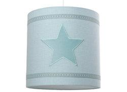 Hanglamp Stars melange aqua