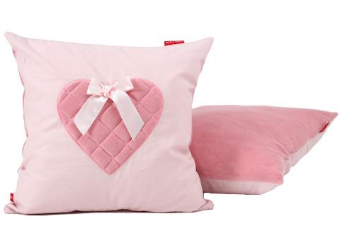Sierkussen Sweetheart pink