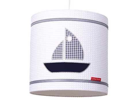 Hanglamp Sailboat blue