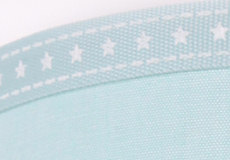 Wandlamp Star aqua detail