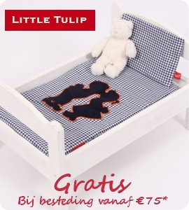 little Tulip actie