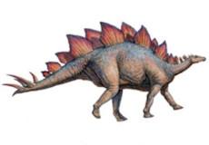 Muurstickers Dinosaurus