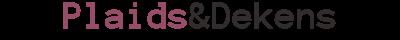 Plaids en Dekens logo