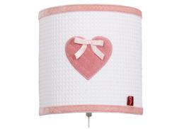Lamp Sweetheart pink