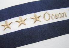 Loungekussenhoes Stars and Stripes
