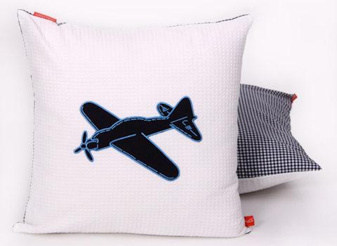 Sierkussen Vliegtuig