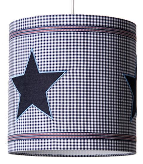 Hanglamp Stars blue