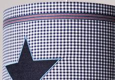 Hanglamp Stars blue detail
