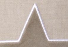 Wandlamp Star beige applicatie